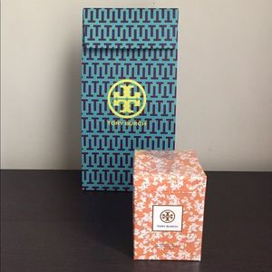 New Tory Burch 797 Madison Candle and Gift Bag